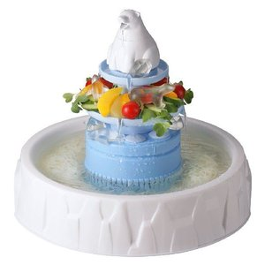 超ヒエヒエ 北極流しそうめん しろくまファウンテン 限定特典アラカルト製氷器付き m-onlineshop