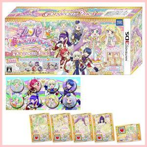 任天堂 3DS アイドルタイムプリパラ 夢オールスターライブ! ゴージャスパック|m-onlineshop