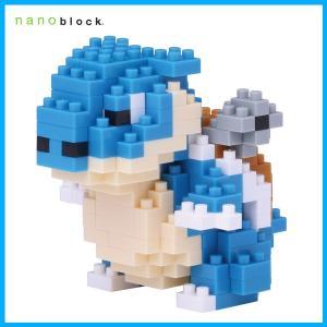 ナノブロック ポケットモンスター カメックス NBPM-019 (ゆうパケット対応)|m-onlineshop