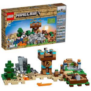 レゴ マインクラフト クラフトボックス2.0 21135|m-onlineshop