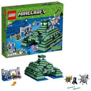 レゴ マインクラフト 海底遺跡 21136|m-onlineshop