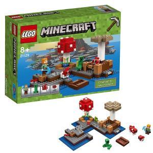 レゴ マインクラフト きのこの島 21129|m-onlineshop