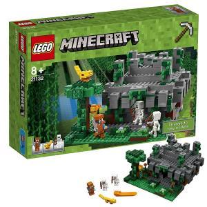 レゴ マインクラフト ジャングルの寺院 21132|m-onlineshop
