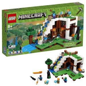 レゴ マインクラフト 滝のふもと 21134|m-onlineshop