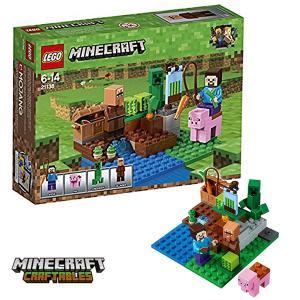 レゴ マインクラフト スイカ畑 21138|m-onlineshop