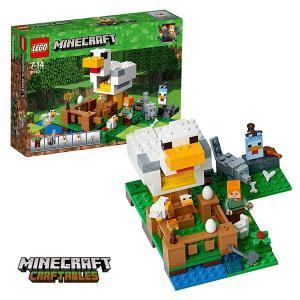 レゴ マインクラフト ニワトリ小屋 21140|m-onlineshop