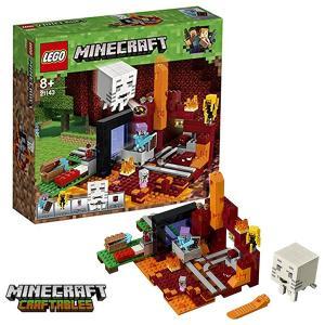レゴ マインクラフト 闇のポータル 21143 m-onlineshop