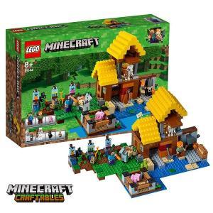 レゴ マインクラフト 畑のコテージ 21144|m-onlineshop