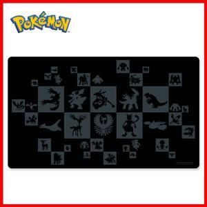 ポケモンカードゲーム プレイマット 伝説のポケモン パターン Legendary Pokemon Pattern  (海外版) m-onlineshop