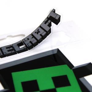 マインクラフト ステッカー クリーパーインサイド (正規品)|m-onlineshop|02