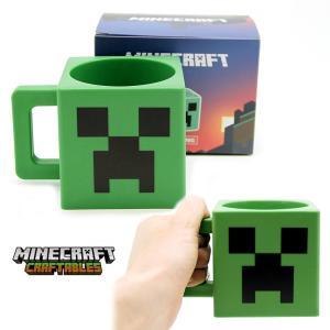 マインクラフト マグカップ クリーパーフェイス (正規ライセンス商品)|m-onlineshop