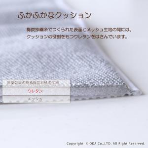 PLYS kitchen base(プリスキッチンベイス) 水切り吸収マット Mサイズ|m-rug|06