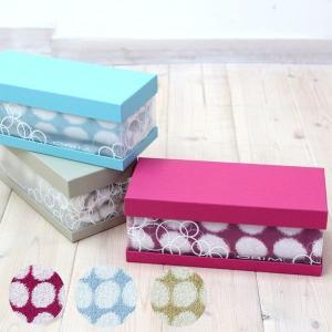 バブルボックス フェイスタオル 約32×85cm  (ギフト 贈り物 プレゼント 内祝 出産祝) m-rug