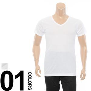 オンオフと活躍してくれるシンプルなデザインのVネック半袖アンダーシャツです。吸汗速乾、抗菌、防臭と機...