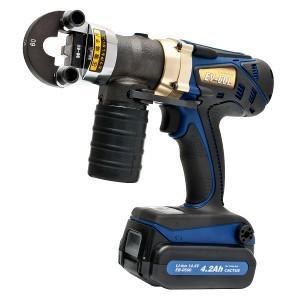 カクタス コードレス電動油圧式圧着工具 EV−60L|m-tool