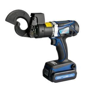 カクタス コードレス電動ケーブルカッター カッターボーイ EX−3250L 標準セット|m-tool