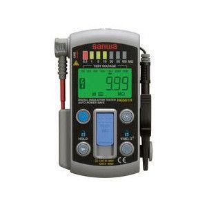 三和電気計器 デジタル絶縁抵抗計 HG561H|m-tool