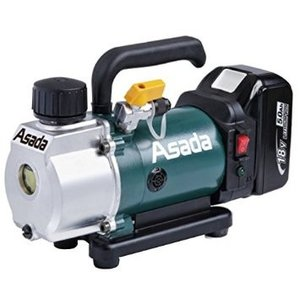 アサダ(Asada) 充電式真空ポンプ VP151 1.5CFM−BL|m-tool