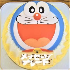 ドラえもん立体ケーキ/誕生日ケーキ/ホールケーキ/キャラクタ...