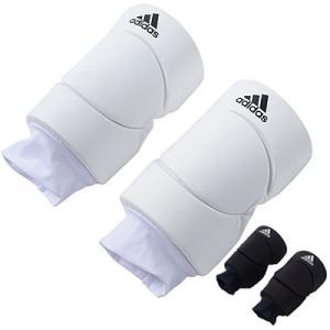 ■製品特徴 adidas フレックスニーガード (左右セット) adidasからフルコンタクト空手用...