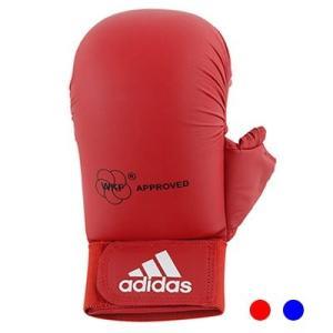 ■製品特徴 アディダス(adidas) WKF公認 拳サポーター 親指付き セットの価格です。  空...