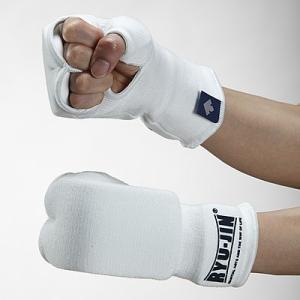 RYUJIN スーパー拳サポーター RYUKS001 //空手 サポーター 拳サポーター フルコン キッズ ジュニア