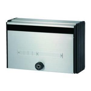 郵便ポスト ハピー金属 コンポス 薄型集合ポスト CP-101W|m1shop