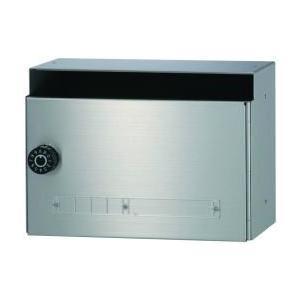 郵便ポスト ハピー金属 コンポス 薄型集合ポスト CP-102M|m1shop