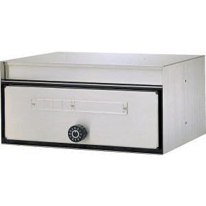 郵便ポスト ハピー金属 コンポス 深型集合ポスト 防滴タイプ CP−205|m1shop