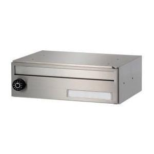 郵便ポスト ハピー金属 コンポス 深型集合ポスト 省スペースタイプ CP−210S|m1shop