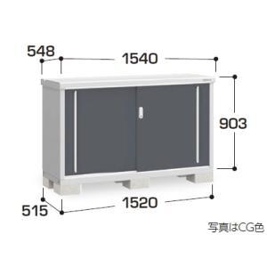 イナバ物置 MJX-155A (大型商品にて発送不可のため、近畿圏のみの販売商品です。)|m1shop