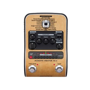 ZOOM Acoustic Creator AC-2