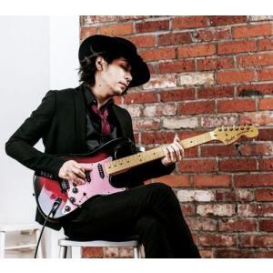 Fender KEN STRATOCASTER GALAXY RED