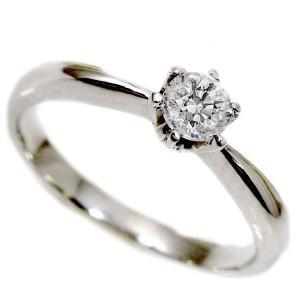 鑑定書付 ダイヤモンド プラチナ900 婚約指輪 エンゲージリング ダイヤ 0.3ct E-VVS1-EX H&C ハート&キューピッド Pt900|ma38