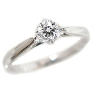 鑑定書をサービス!ダイヤリング  材質:プラチナ900 宝石名:ダイヤモンド 0.3ctup G-S...