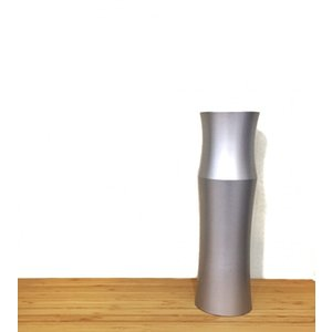 真鍮製 竹形フラワーベース 花器|maaoyama
