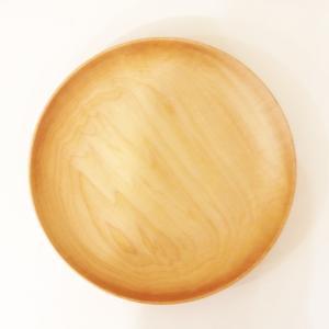 木のお皿 Cara dish24 高橋工芸|maaoyama