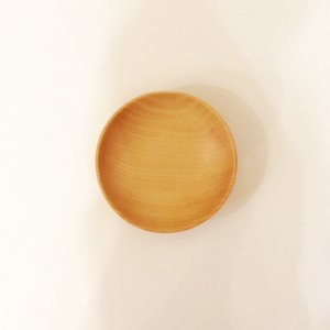 木のお皿 Cara dish12 高橋工芸|maaoyama