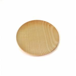 木製のソーサー Cara soucer 直径15cm 高橋工芸|maaoyama