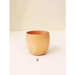 木のコップ Cara cup S 高橋工芸|maaoyama