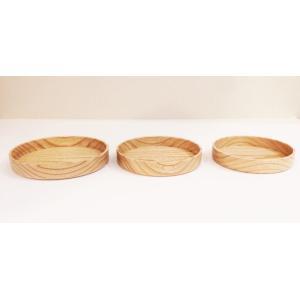木のシャーレ皿(KAMIシャーレ) 高橋工芸