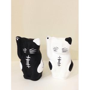 Designer's neko デザイナーズねこ 今井だるまの招き猫