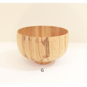 樫の汁椀 G型|maaoyama