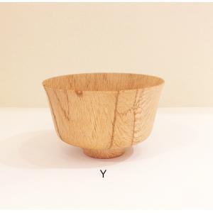 樫の汁椀 Y型|maaoyama