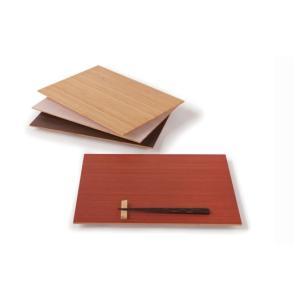 竹製のランチョンマット ZEN TEORI|maaoyama