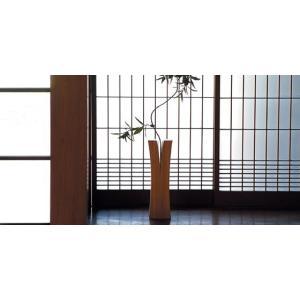 竹の一輪挿 LIN Lサイズ TEORI|maaoyama
