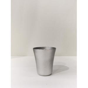 錫の酒器 タンブラー レディーエール|maaoyama