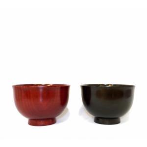 国産の桜の汁椀|maaoyama