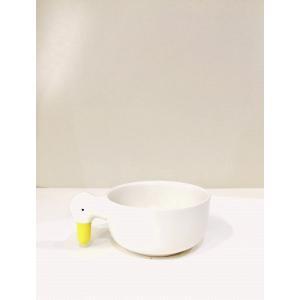 陶器製のアヒルのボール小 Ceramic Japan|maaoyama