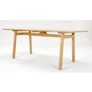 竹集成材のダイニングテーブル Tension Table W1500xD850xH700mm TEORI|maaoyama